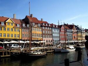 Копенгаген - столица Дании.