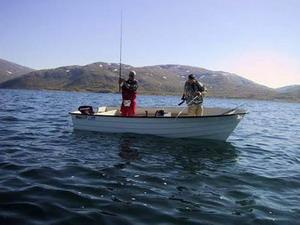 В большой популярности рыбалки можно убедиться, выехав в.