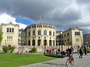 Столицы Скандинавии. Осло - столица Норвегии.